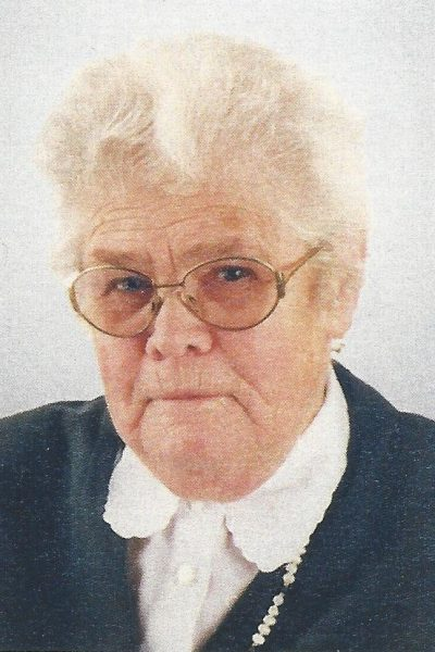 1.Vorstand Maria Bichler 1983-2005
